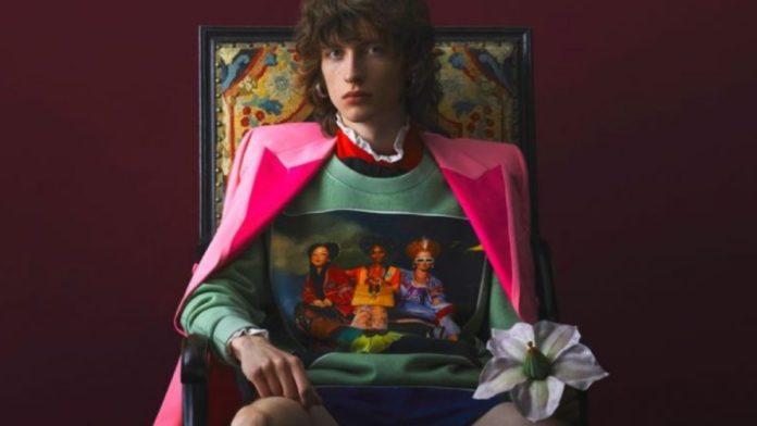 La nueva colección de sudaderas y camisetas de Gucci son alucinantes