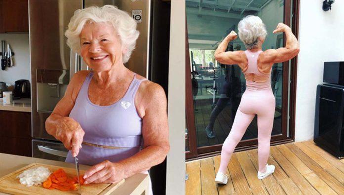 Conoce la historia de Joan Macdonald, la abuela fitness de Instagram