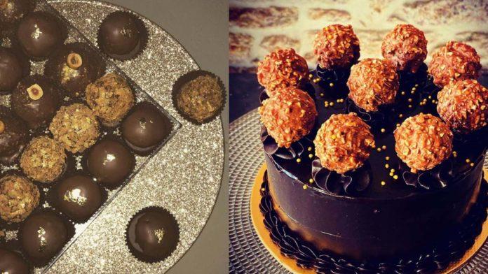 Prepara chocolates con avellana, ¡solo 4 ingredientes!