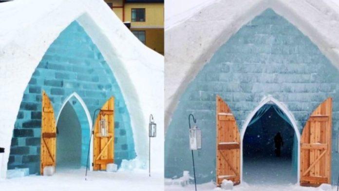 Hotel de hielo en Quebec: La atracción de la temporada