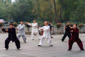 5 motivos para practicar la disciplina Tai chi