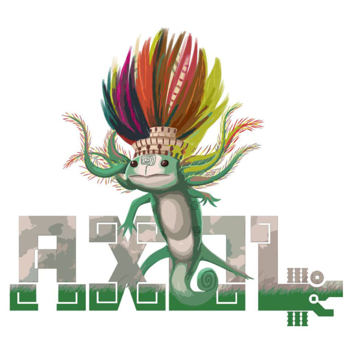Axol, el videojuego mexicano que ayuda a preservar a los ajolotes