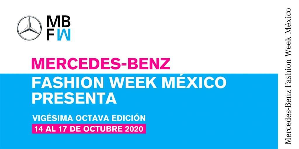 Edición 28 del Mercedes-Benz Fashion Week Mexico