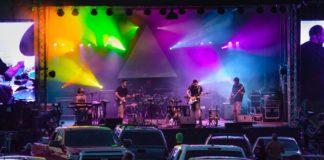 Festival desde tu automóvil, cine teatro, música y danza