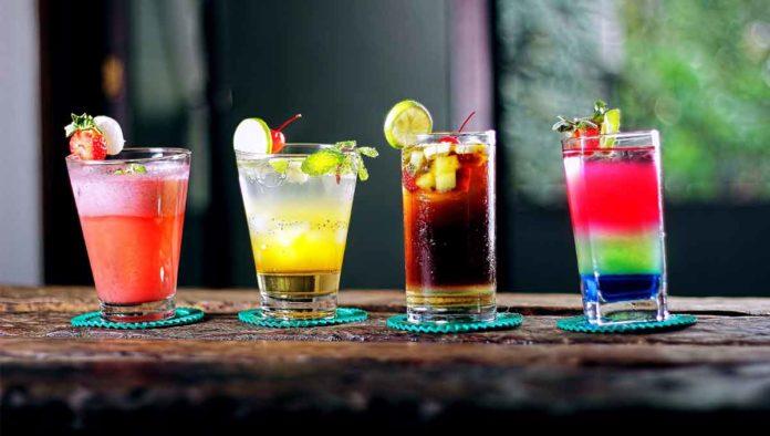 3 bebidas refrescantes para el fin de semana