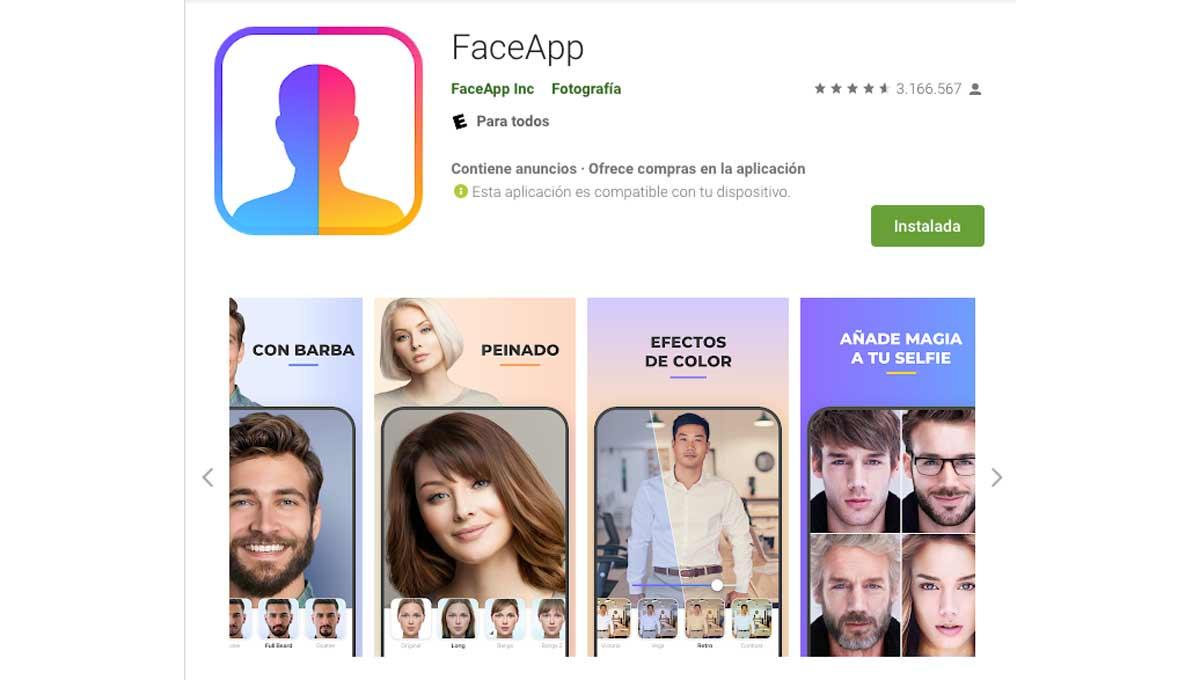 face 31 octubre 2020 3 Apps para experimentar un cambio de look