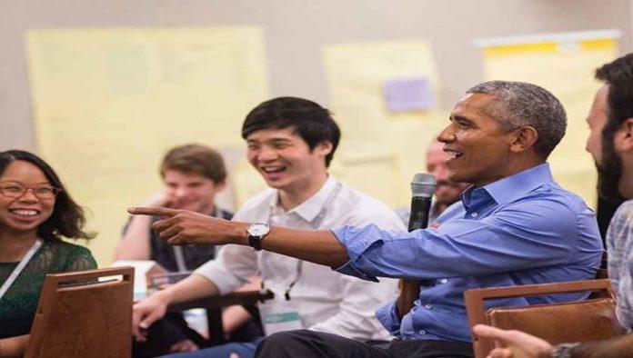 Una de las canciones favoritas de Barack Obama es de J Balvin