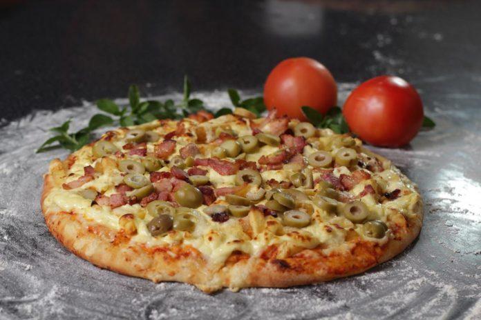 5 sencillos pasos para hacer pizza casera