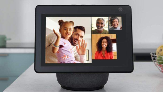 Amazon quiere más videollamadas con Echo 10