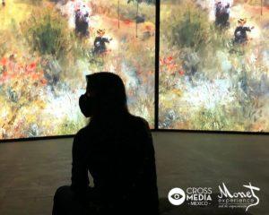 """""""Monet Experience y los Impresionistas"""" llegó a México"""