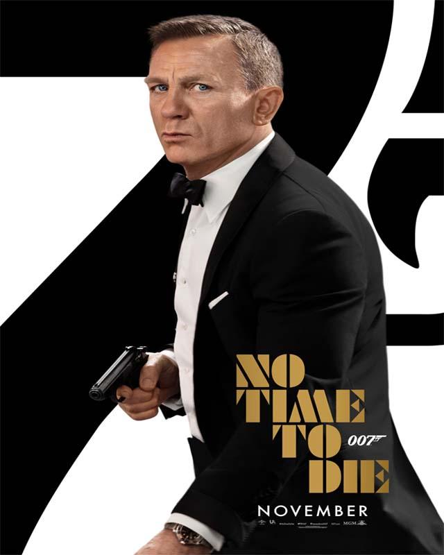 Checa el tráiler de No time to die con Daniel Craig y Ana de Armas