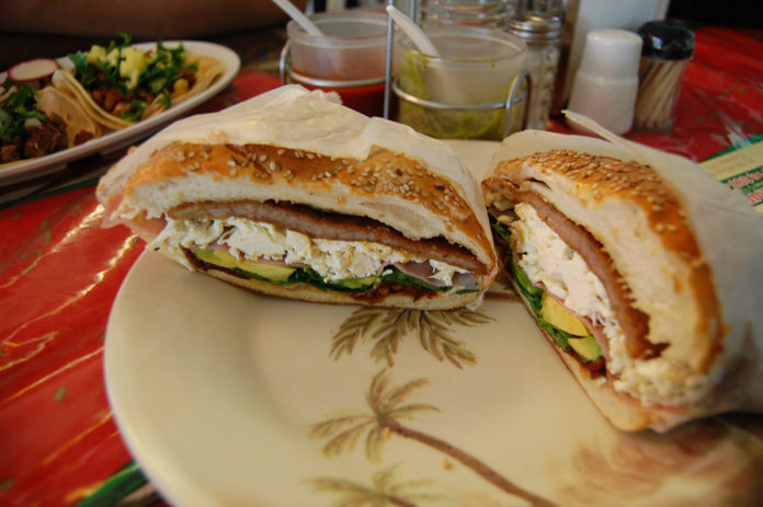 Los 8 sandwiches favoritos del mundo