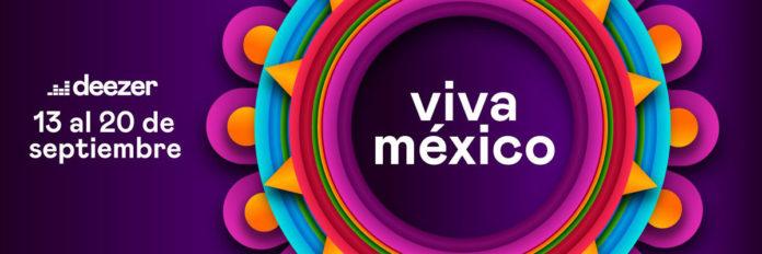 Viva México Deezer