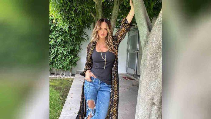 Soy muy responsable: Andrea Legarreta responde a críticas