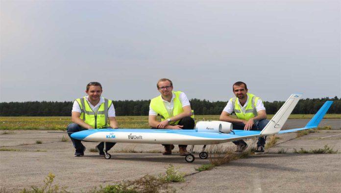 El avión del futuro llevará a los pasajeros en las alas