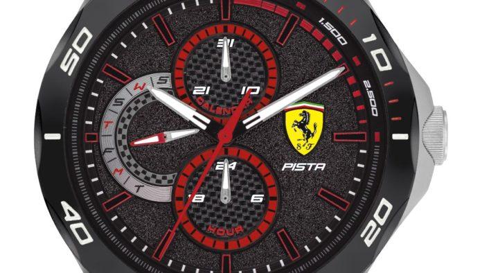 Ferrari presenta nueva colección de Pistas