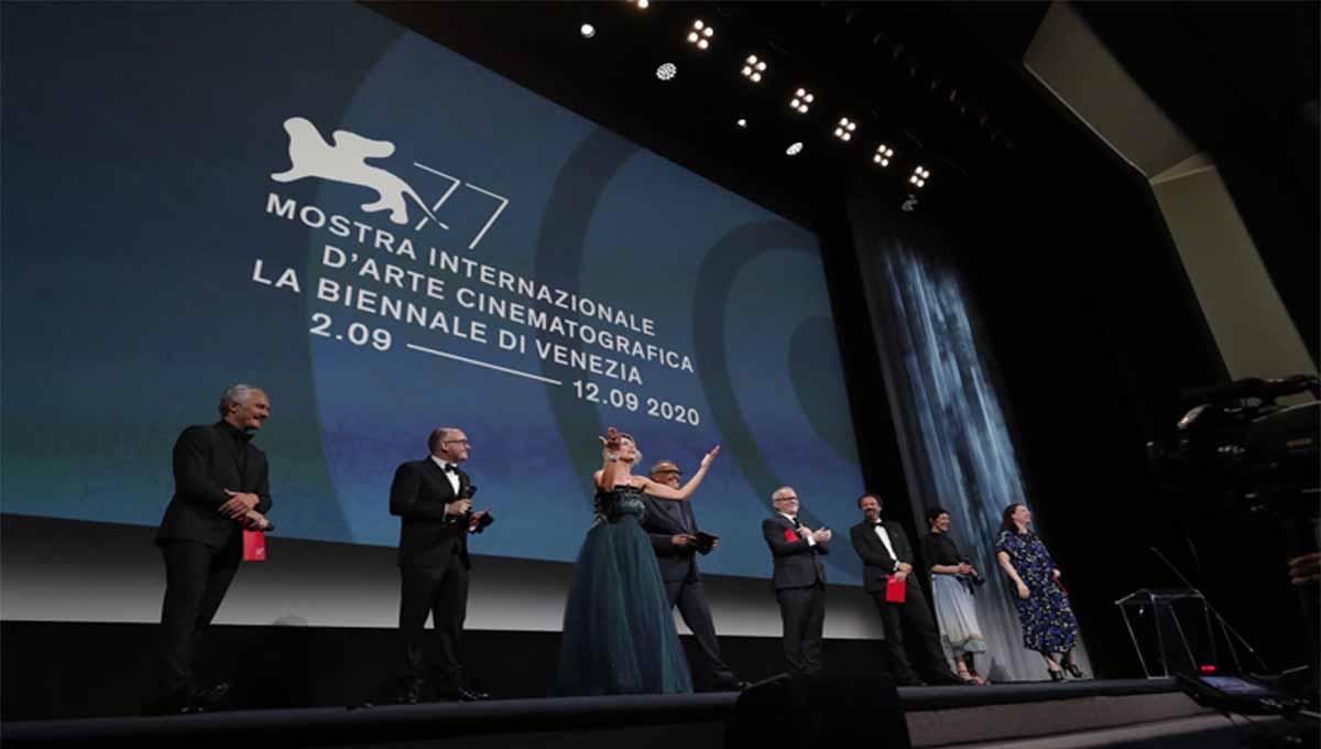 Así inicia el Festival de Cine de Venecia en la nueva normalidad