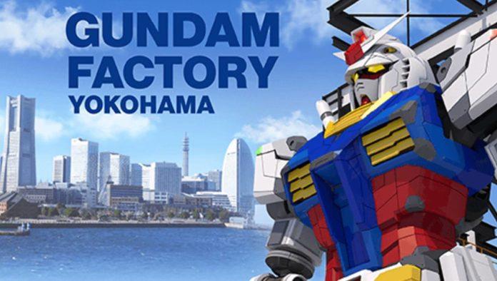 VIDEO: Gundam de 18 metros muestra sus primeros movimientos