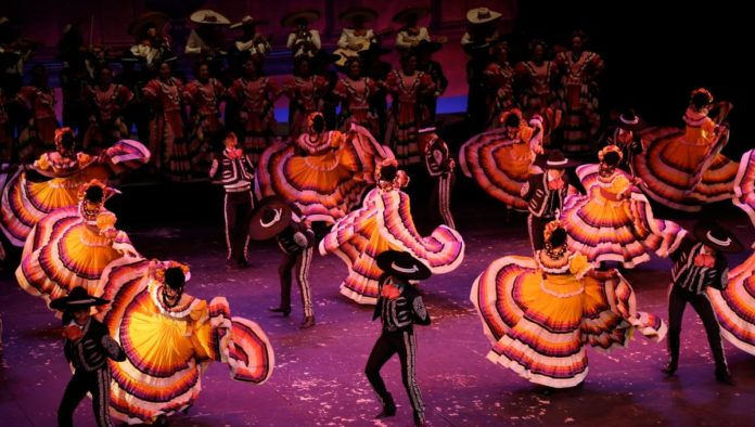 Representantes del folklor mexicano