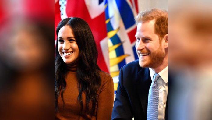 Meghan Markle y el Príncipe Harry firman contrato multimillonario con Netflix