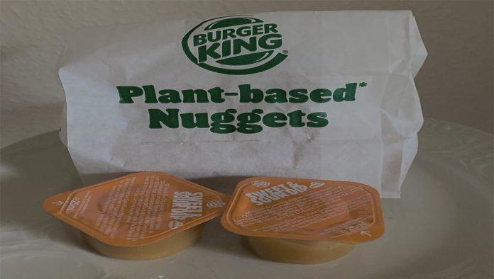 Burger King presenta sus nuggets veganos