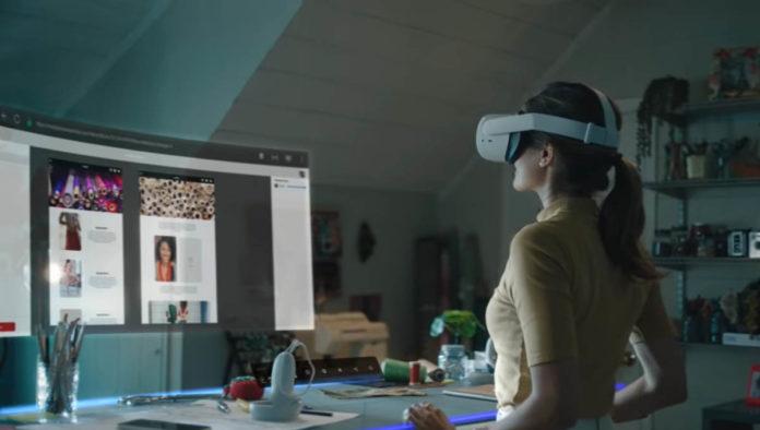 Facebook y Oculus preparan oficina virtual
