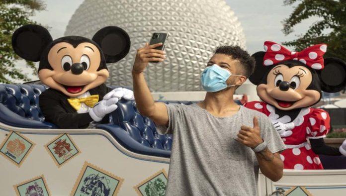 Así cambiaron los parques de Disney por el COVID-19
