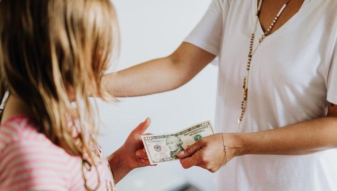 Habitos financieros en niños