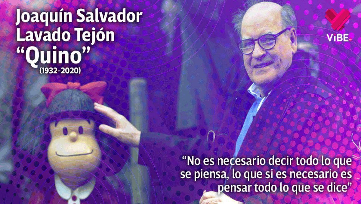 Homenaje a Quino y Mafalda