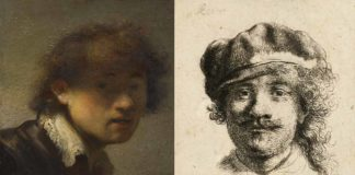 Investigan autenticidad de un Rembrandt falso