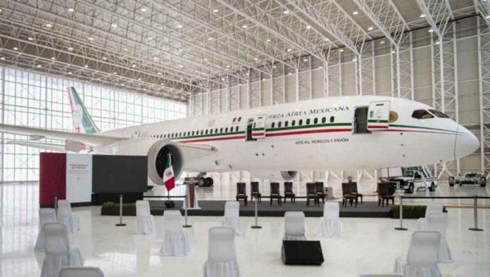 ¿Dónde ver en vivo la rifa del avión presidencial?