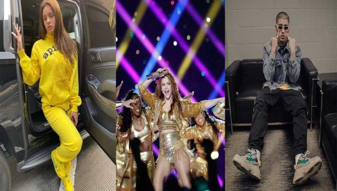 Rosalía, Bad Bunny y Shakira en los mejores 500 álbumes de Rolling Stone