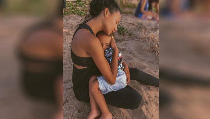 Exesposo y hermana de Naya Rivera viven juntos para criar a su hijo