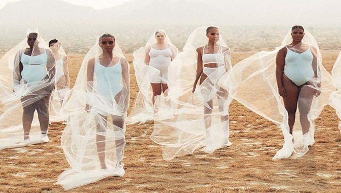 SKIMS de Kim Kardashian lanza edición especial para bodas