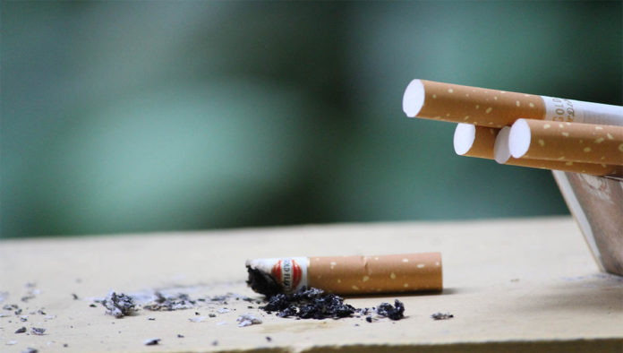 Tabaco provoca una de cada 5 muertes por enfermedades cardíacas