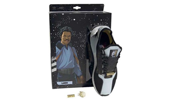 Adidas lanza colección de Star Wars