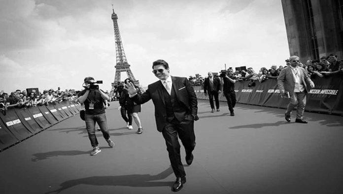 Las increíbles tomas de Tom Cruise para Misión Imposible 7