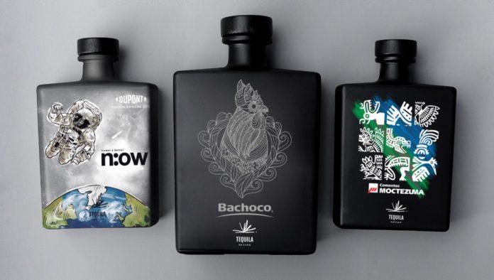 Tequila Design personaliza tu botella