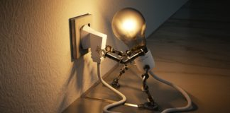 Consumo de luz en el hogar