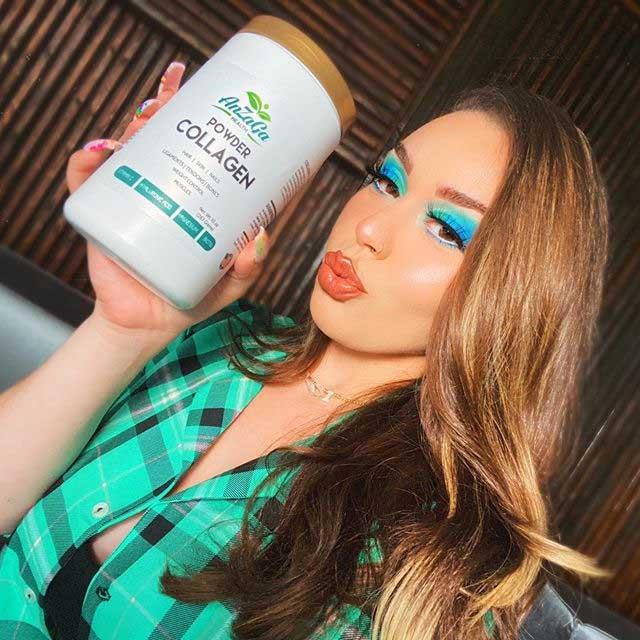 Jesaaelys Ayala, la influencer de maquillaje en ascenso hija de Daddy Yankee