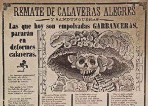 La Catrina, ícono festivo