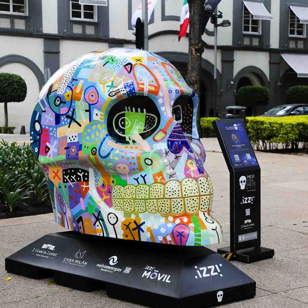 Exposición de Mexicráneos