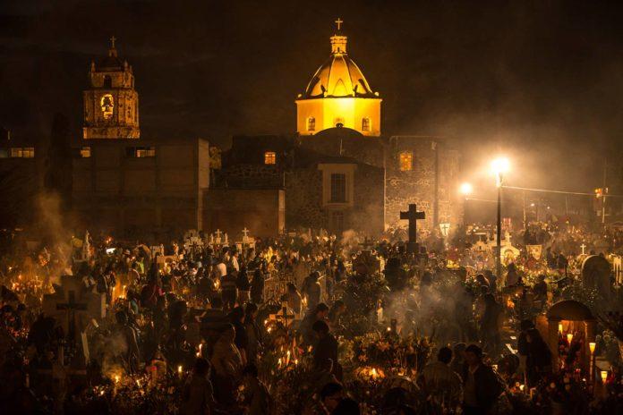 Mixquic cancela festejo de Día de Muertos por primera vez en la historia