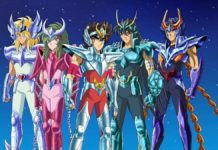 Películas de anime para ver el fin de semana