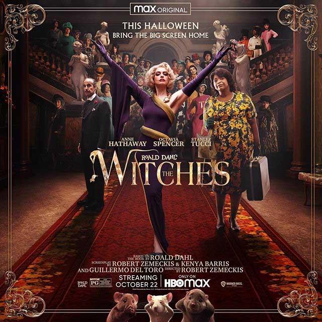 Se estrena tráiler de The Witches
