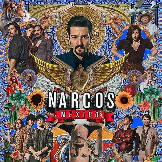 Bad Bunny llega a Narcos México 3