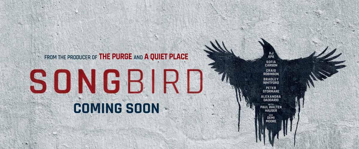 Songbird la nueva cinta de Michael Bay