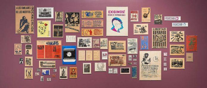 UNAM rememora movimiento del 68 con artes gráficas