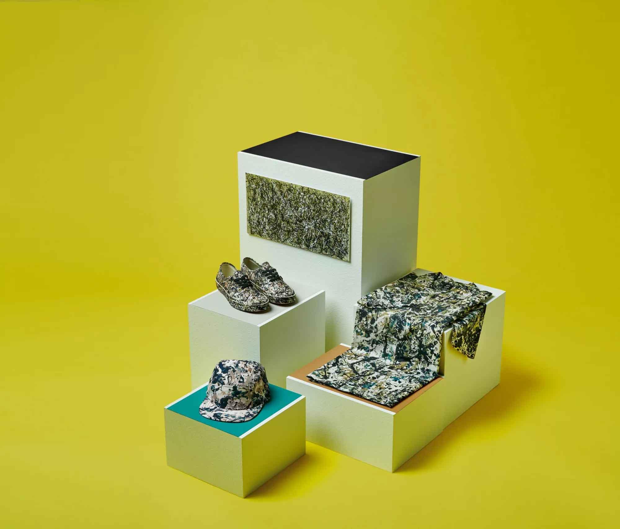 Edición especial Vans-MoMA