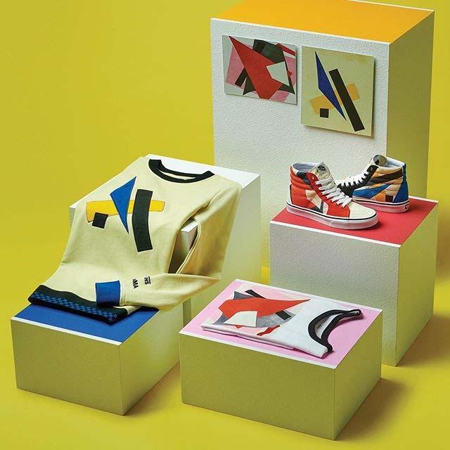 Vans lanza colección inspirada en obras de arte